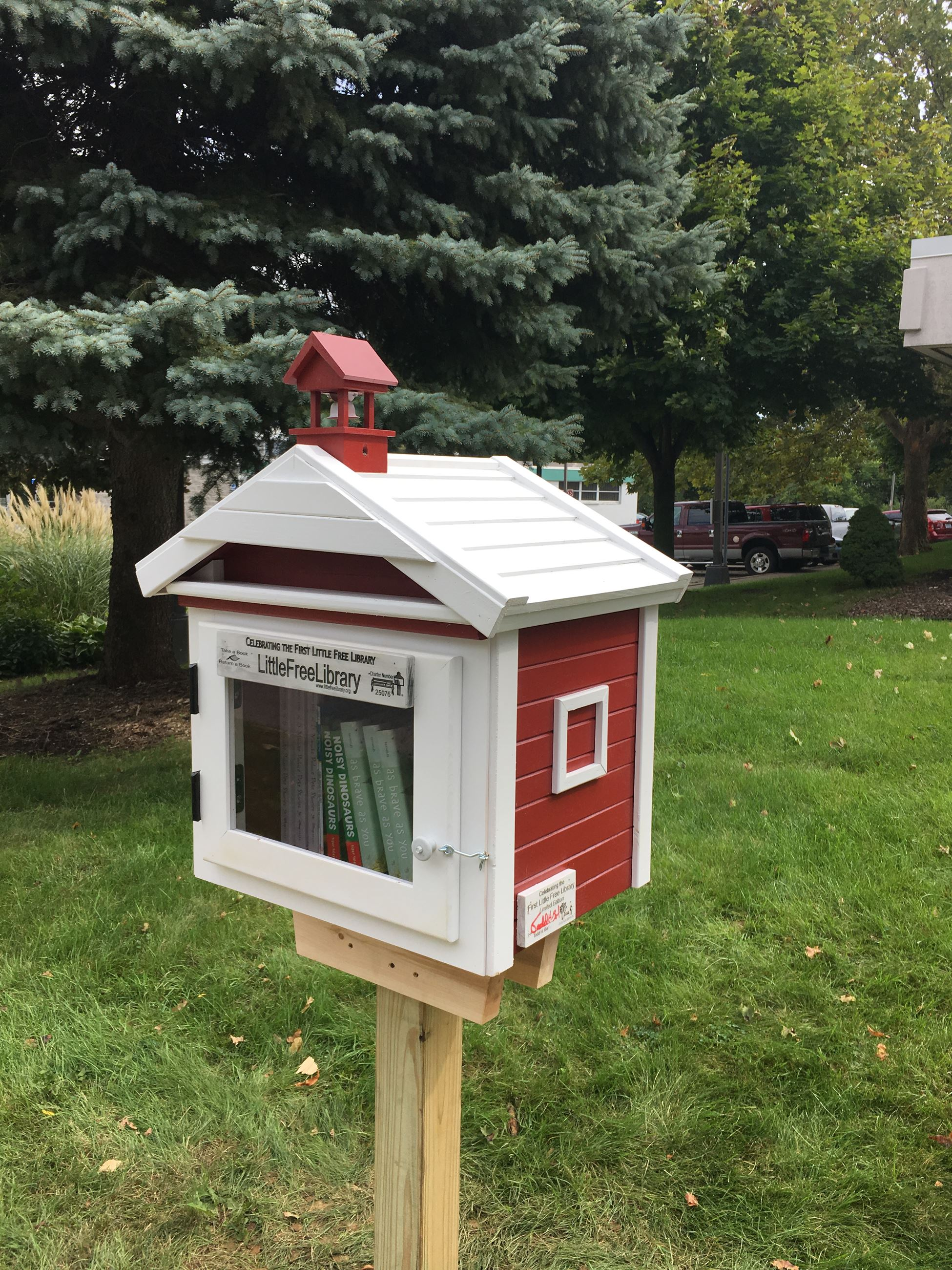 Little Free Library Photo 2