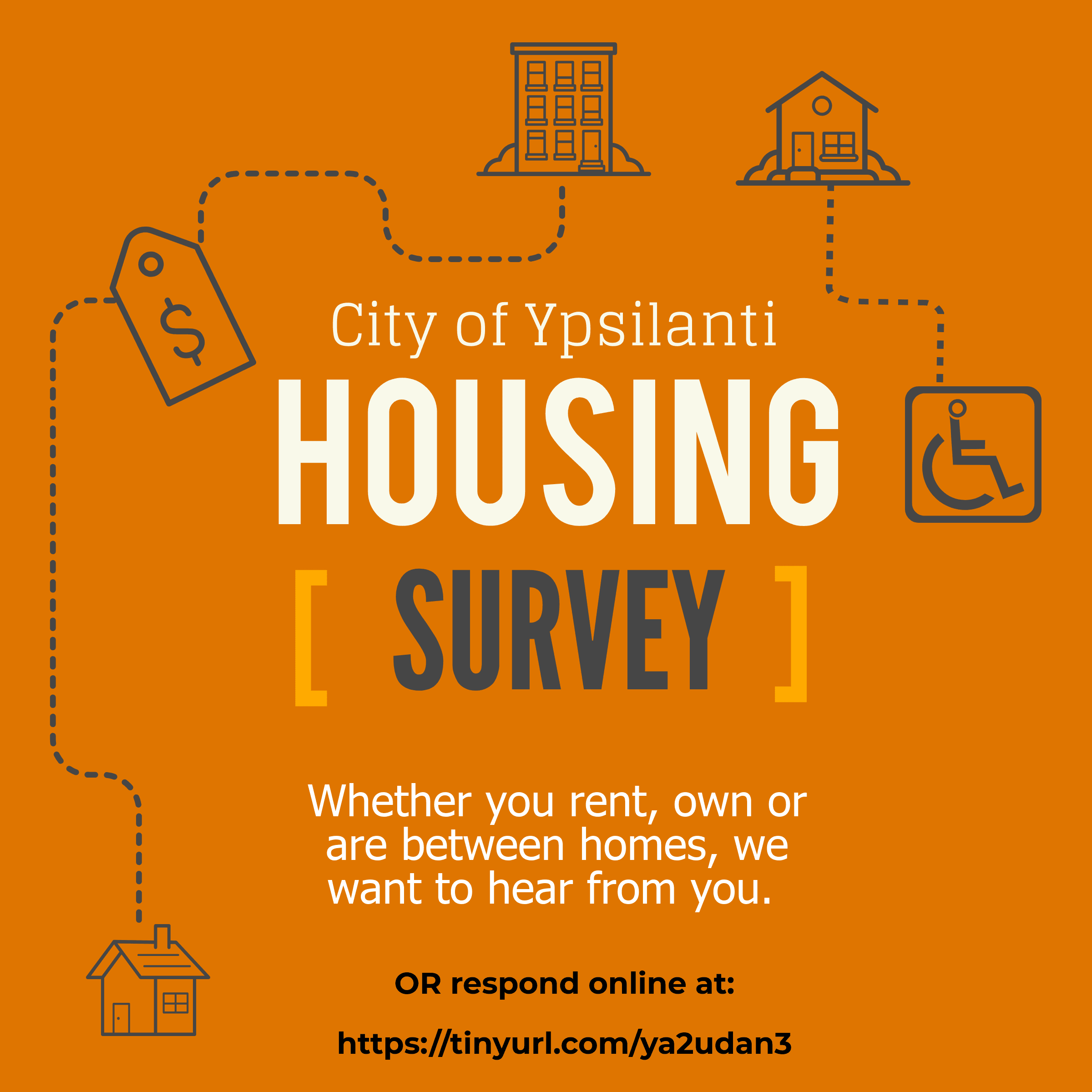 Housing Committee Survey Graphic