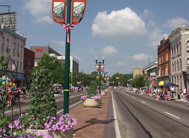 4th of July Festival, Downtown Ypsilanti